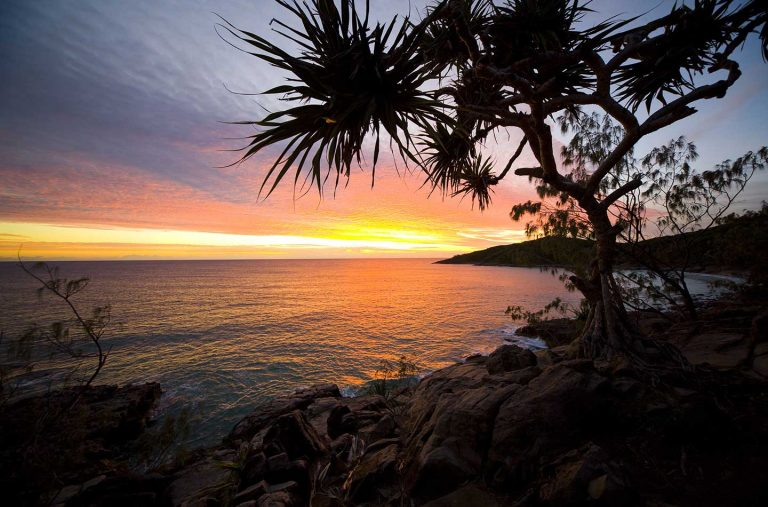 Sunrise Over Noosa 0