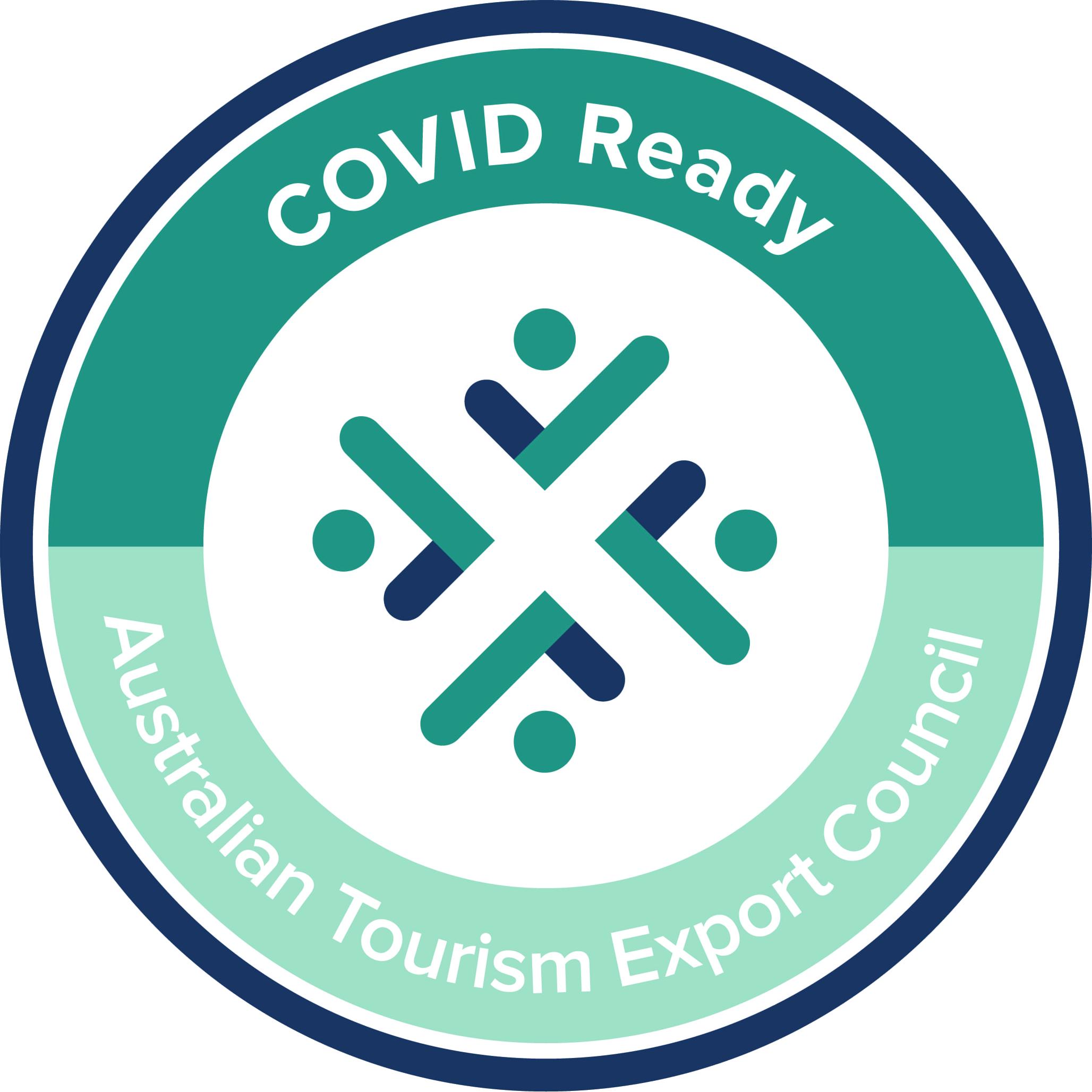 Logo Covid Ready
